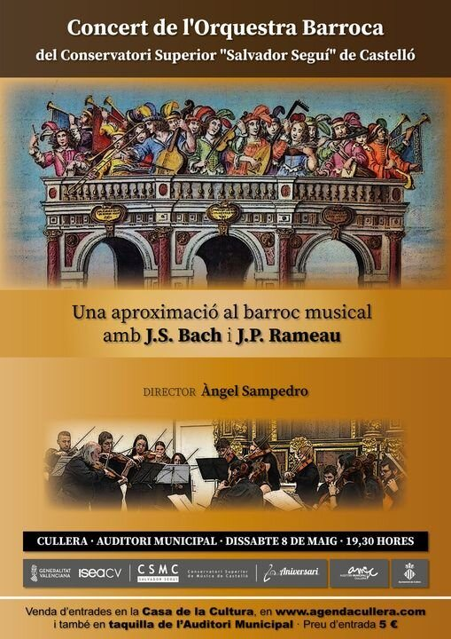 Musica barroca a Cullera