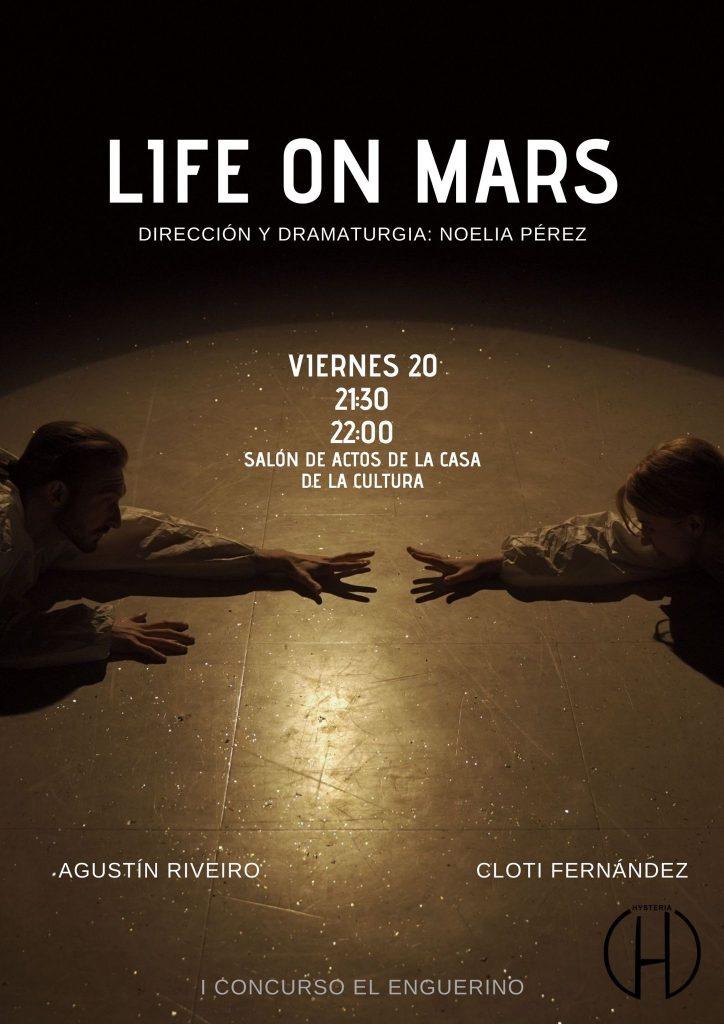 'Life on Mars', una obra de la dramaturga Noelia Pérez