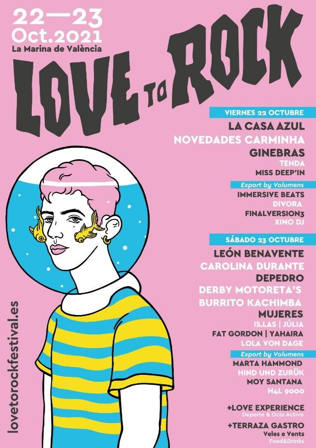 Cartel Love to Rock 2021